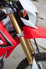 zawieszenie przod Honda CRF 250L