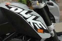Logo Duke 125