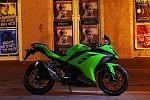 ninja 300 plakaty