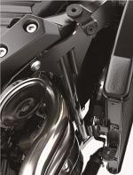 Kawasaki Z800 2013 chlodnica klakson