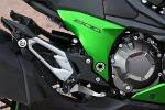 Kawasaki Z800 2013 motor