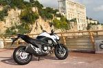 Kawasaki Z800 krajobraz