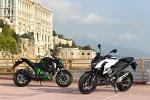 Kawasaki Z800 razy dwa