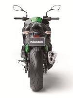 Kawasaki Z800 tyl