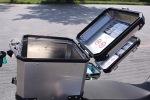 kufer centralny otwarty BMW F800GS