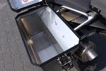 kufer lewy otwarty BMW F800GS