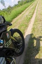 przednie kolo BMW F800GS