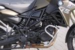 silnik prawa strona BMW F800GS