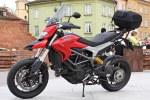 na starowce Ducati Hyperstrada