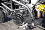 silnik lewa strona Ducati Hyperstrada