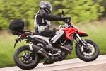 zakret Ducati Hyperstrada