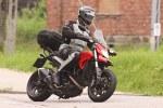 zjazd Ducati Hyperstrada