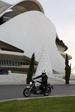 Centrum nauki Honda CB1100 2013