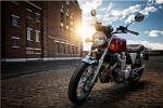 Na miescie Honda CB1100