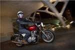 Na miescie Honda CB1100 2013