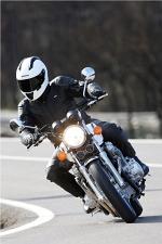 Na winklach Honda CB1100 2013