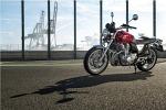 W porcie Honda CB1100