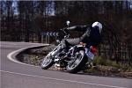 Zakrety Honda CB1100 2013