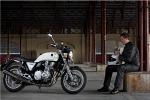 Zapatrzenie Honda CB1100 2013