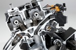 Glowica DOHC Honda CB500F 2013