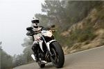 Honda CB500F 2013 na drodze
