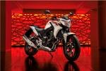 Honda CB500F 2013 statyka