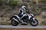 Jazda Honda CB500F 2013