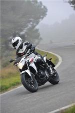 Mgla Honda CB500F 2013