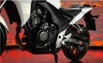 Naped Honda CB500F 2013