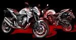 Rysunki Honda CB500F 2013