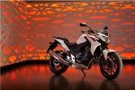Ujecie Honda CB500F 2013