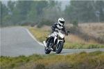 Zakrety Honda CB500F 2013