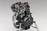 przekroj silnika Honda CB500F 2013