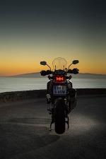 KTM 1190 Adventure tyl