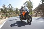 KTM 1190 LC8 Adventure na drodze