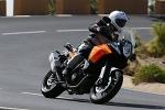 KTM 1190 LC8 Adventure zakrety