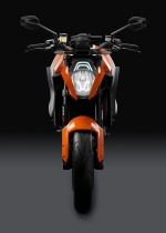 KTM 1290 R Superduke orange front