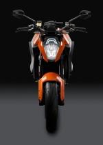 KTM 1290 R Superduke orange front