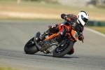 Wejscie w zakret KTM SuperDuke 1290 R