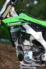 kawasaki kx250f 2014 silnik
