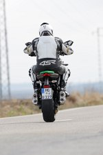 Na kole Kawasaki Z1000 2014