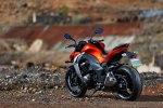 Orange Kawasaki Z1000 MY 2014