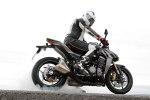Upalanie Kawasaki Z1000 2014