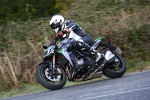 Zakrety Kawasaki Z1000 2014