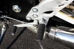 dzwignia zaminy biegow Suzuki Hayabausa