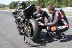 O szczegolach Yamaha R6 Supersport