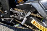 Podnozki Yamaha R6 Supersport