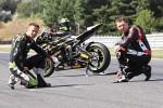 Pogadanki o Yamaha R6 Supersport