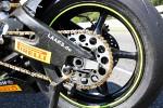 Przeniesenie napedu Yamaha R6 Supersport
