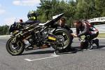 Wyscigowka Yamaha R6 Supersport